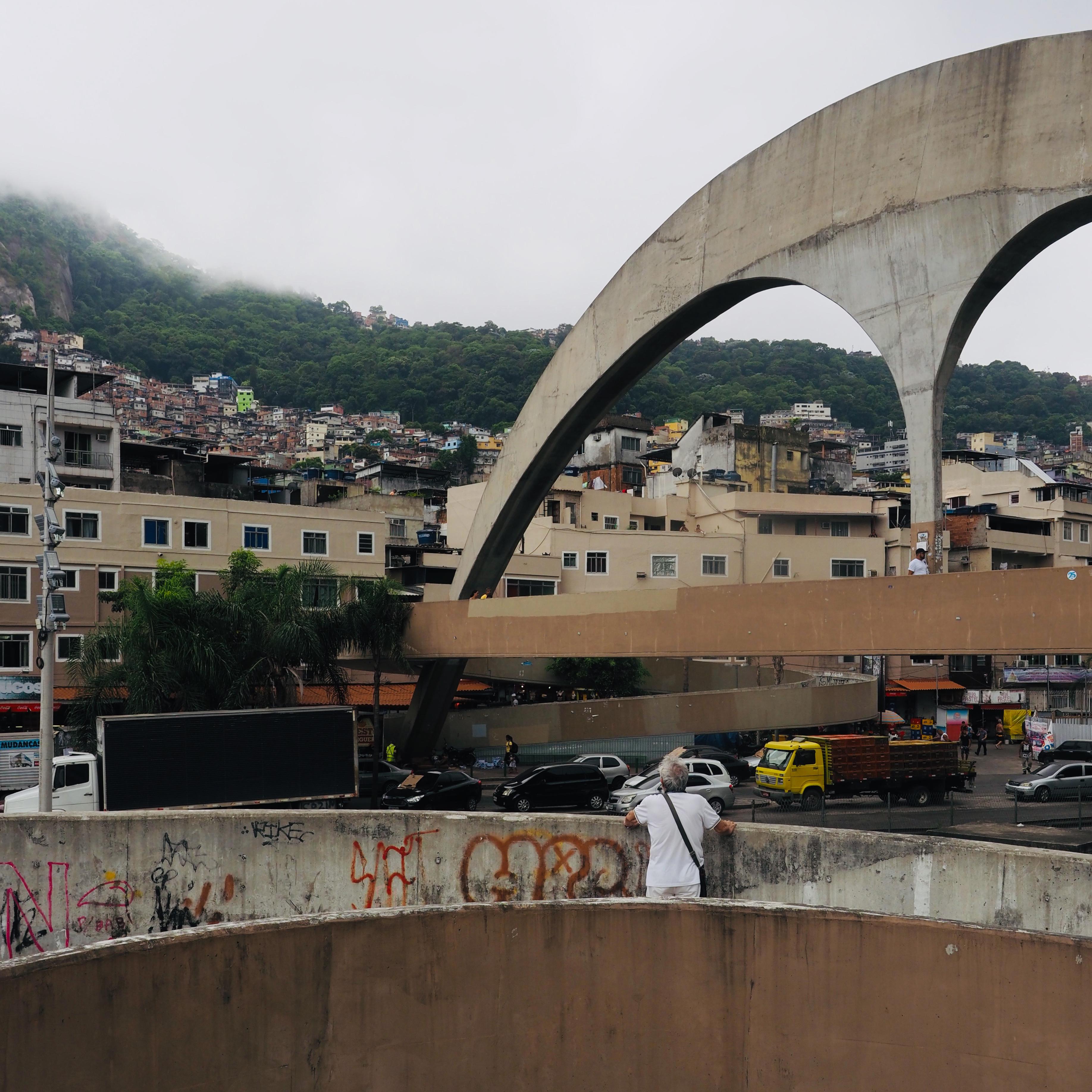 Passarela da Rocinha