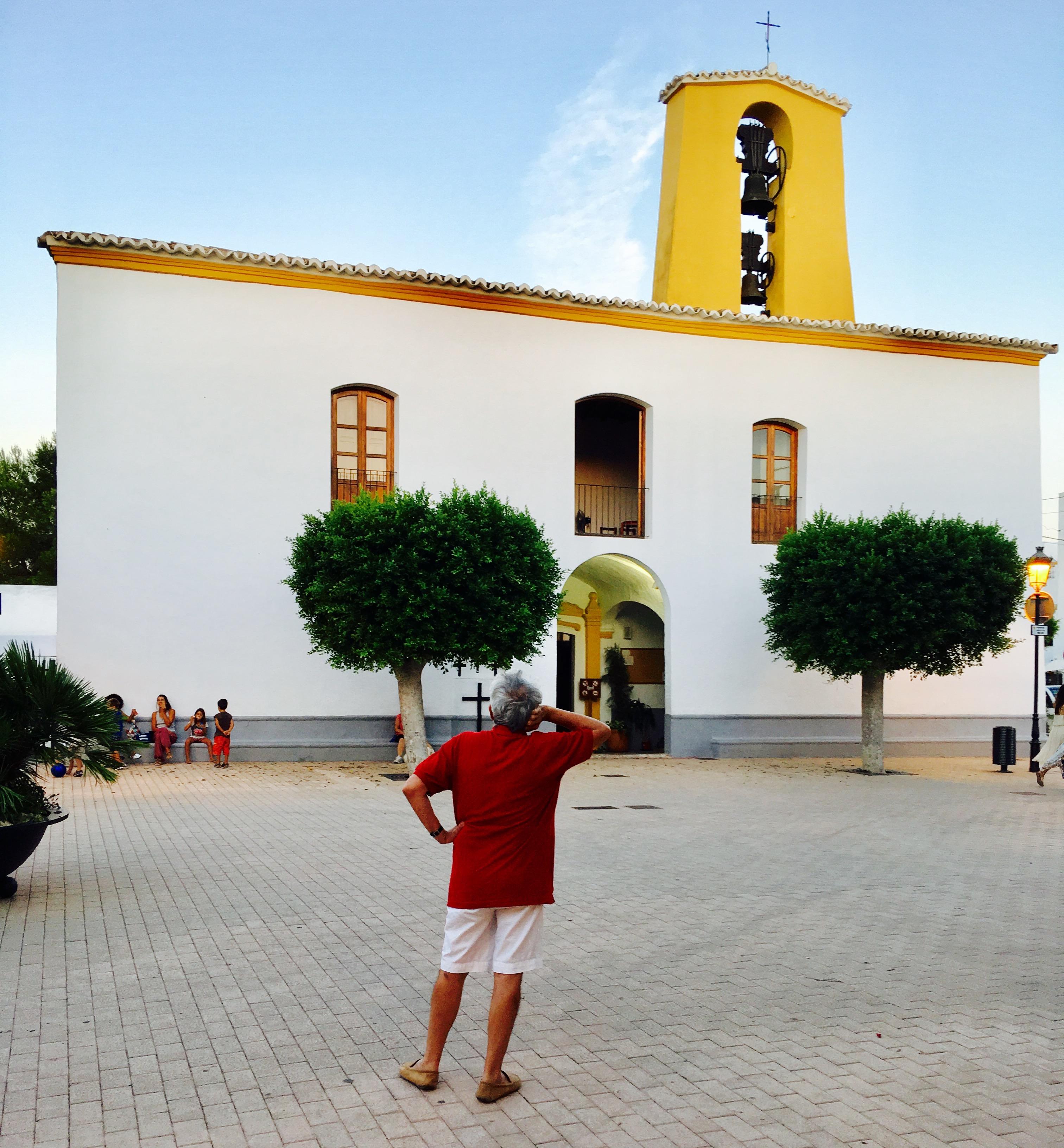 El minimalismo de Ibiza