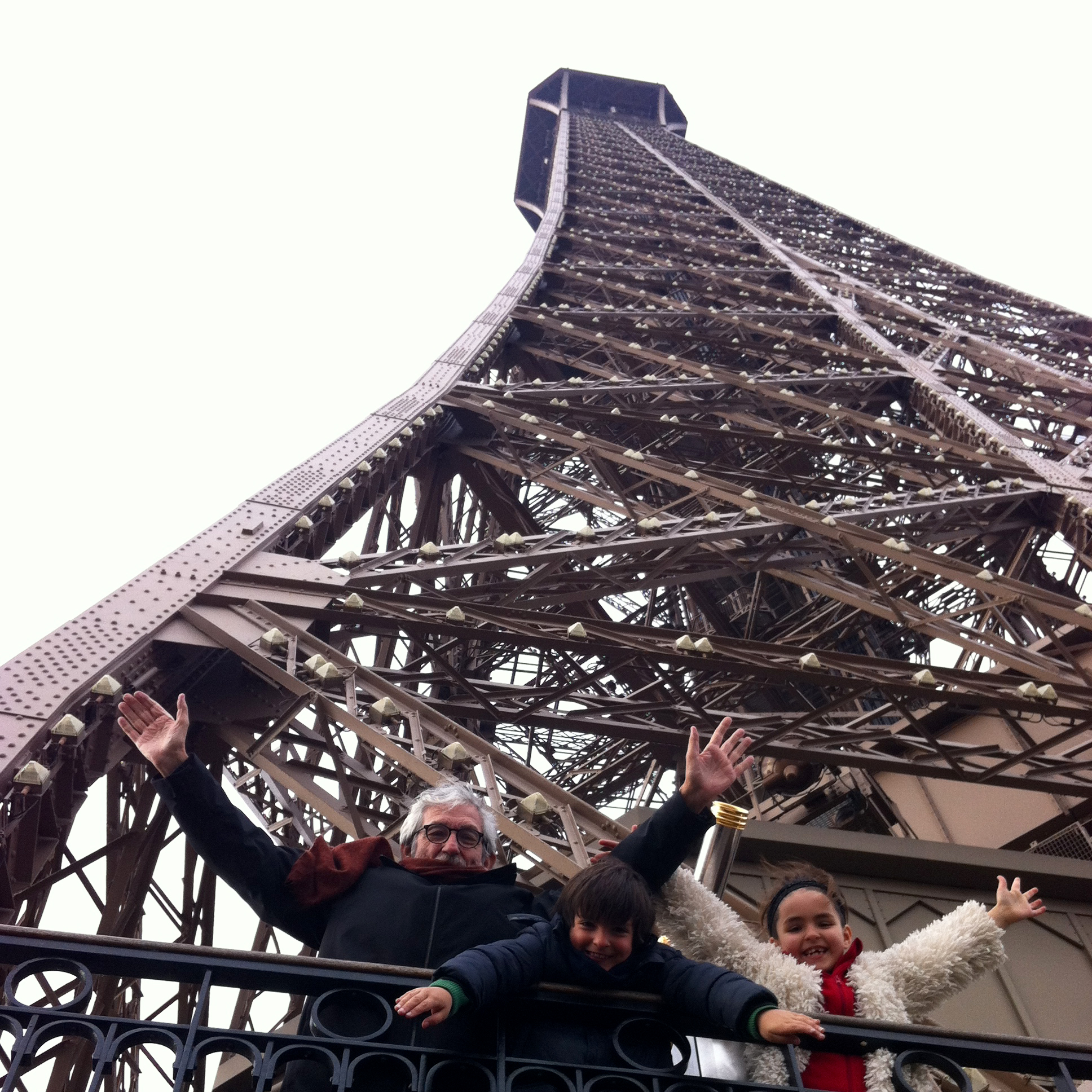 Eiffel made them possible